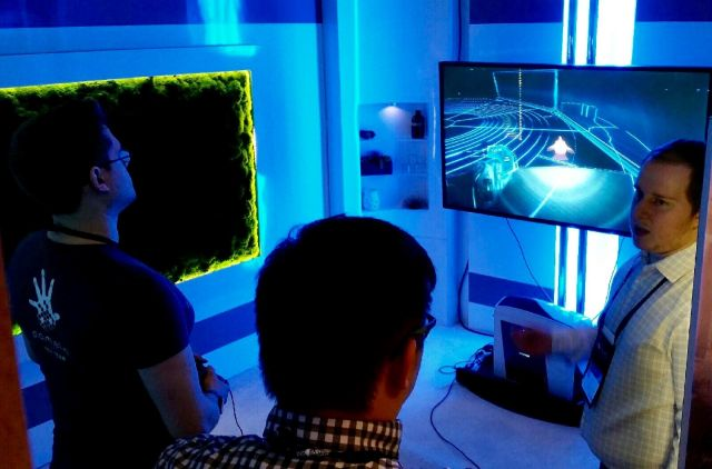 3D TV Without Glasses and it is Technology!