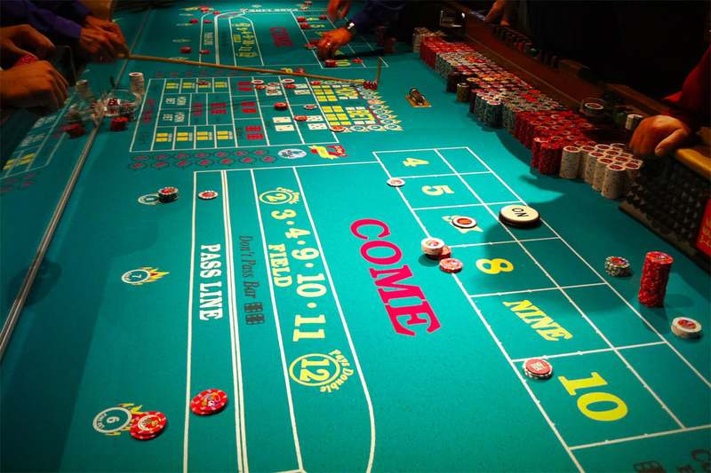 Vegas Craps Secrets Revealed – What You Need To Know