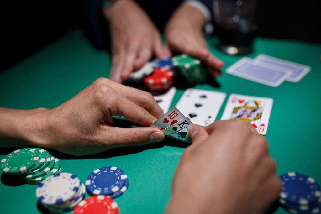 Various kinds of Poker Games