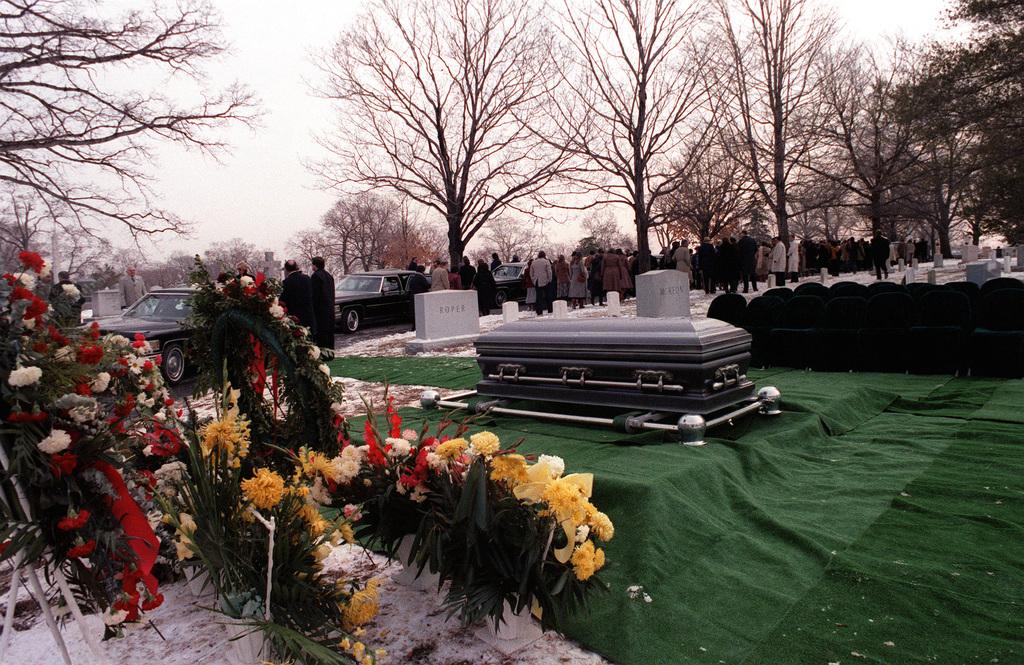 Planning Funeral Arrangements